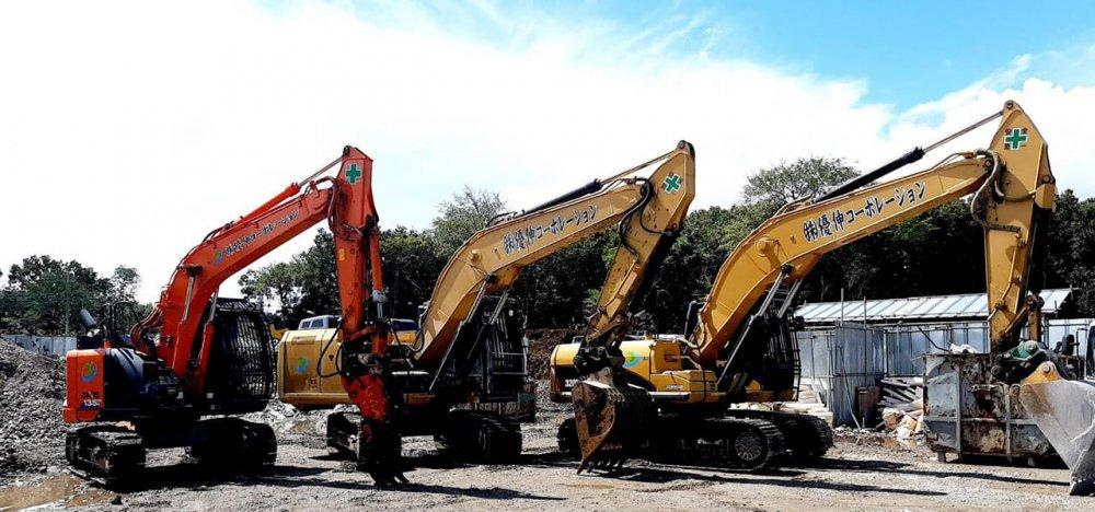 埼玉県八潮市の解体工事、家屋解体、お見積り依頼をお待ちしております