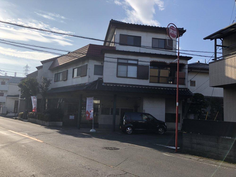 埼玉県所沢市で木造一部鉄骨造3階建ての解体工事をしました。
