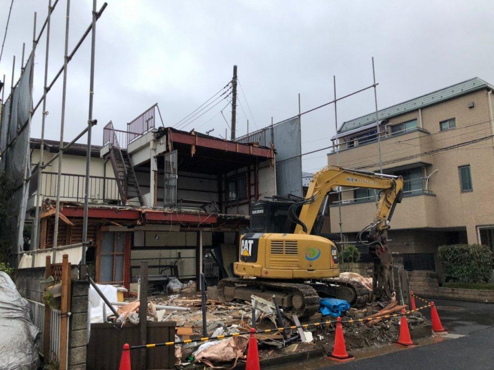 埼玉県さいたま市大宮区解体工事 施工事例