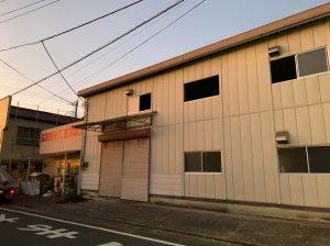 埼玉県吉川市の解体工事 施工事例着工前