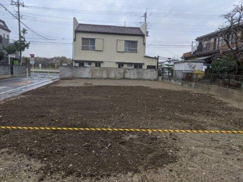 埼玉県吉川市の解体工事 施工事例解体工事完了