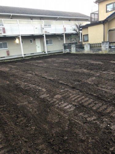 埼玉県川越市 木造2階建て34.7坪 解体施工事例解体工事完了
