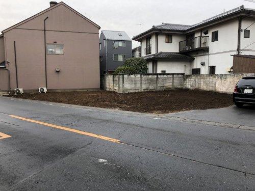 埼玉県所沢市 木造2階建て解体工事 施工事例解体工事完了