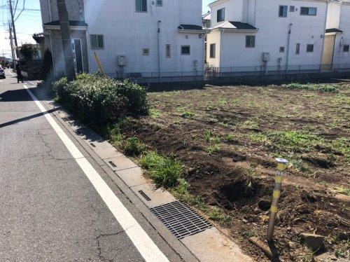 埼玉県川越市藤間の庭解体工事 施工事例解体工事着工前の庭の様子