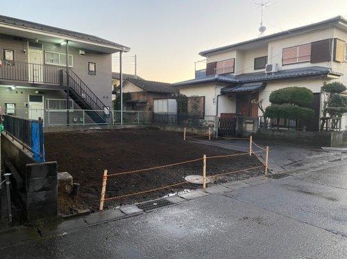 神奈川県愛川町の木造2階建解体工事 施工事例木造住宅解体工事後の整地