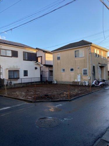 千葉県船橋市咲が丘の木造2階建住宅解体工事 施工事例木造住宅解体工事後の整地