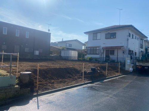 東京都八王子市めじろ台の木造2階建解体工事 施工事例木造2階建解体工事後の整地