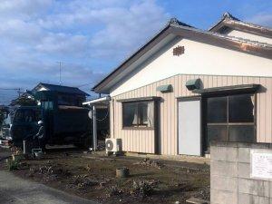 埼玉県鴻巣市赤城 木造2階建て解体工事