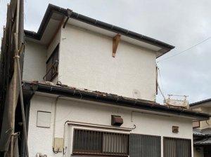 神奈川県愛川町の木造2階建解体工事 施工事例